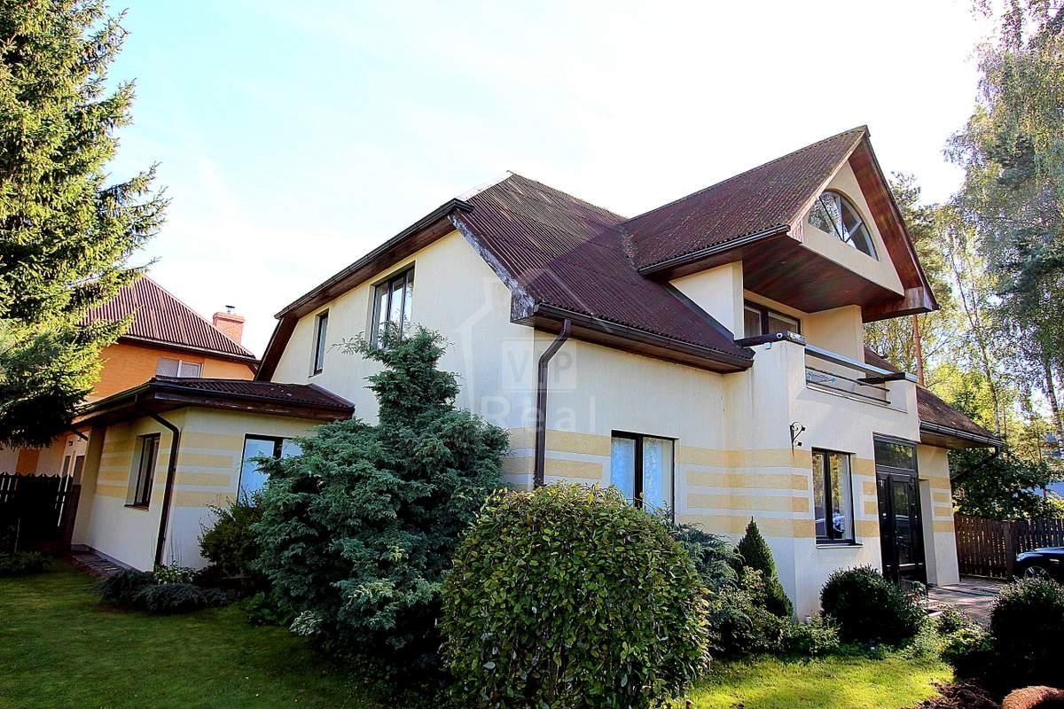 Дом Себруциемс, Латвия, 1200 м2 - фото 1
