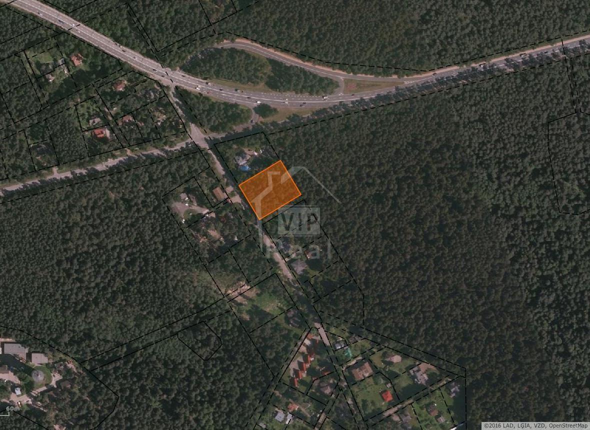 Земля в Юрмале, Латвия, 3337 м2 - фото 1
