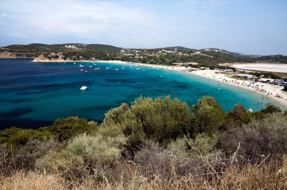 Земля на Афоне, Греция, 2030 м2 - фото 1