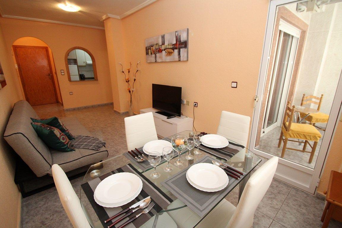 Квартира в Торревьехе, Испания, 49 м2 - фото 1
