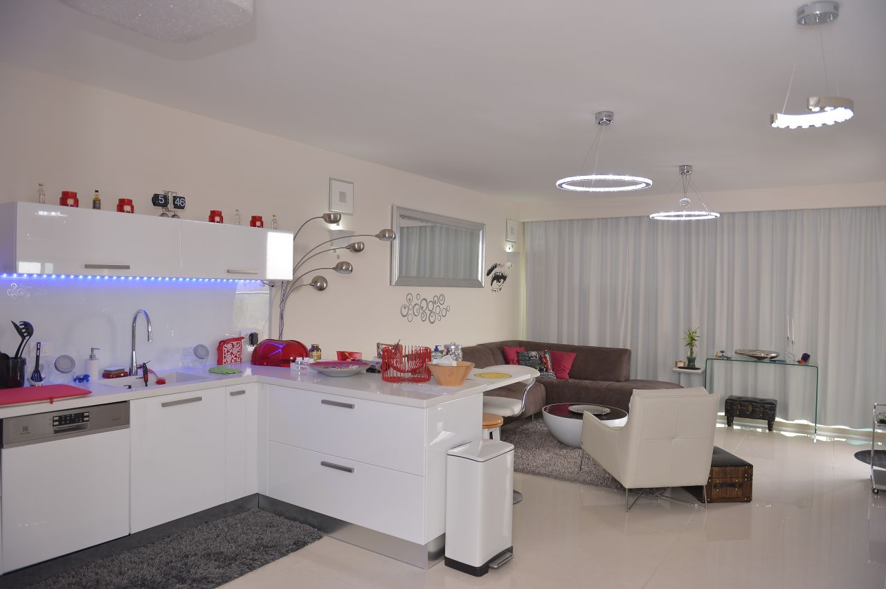 Квартира в Хайфе, Израиль, 112 м2 - фото 1