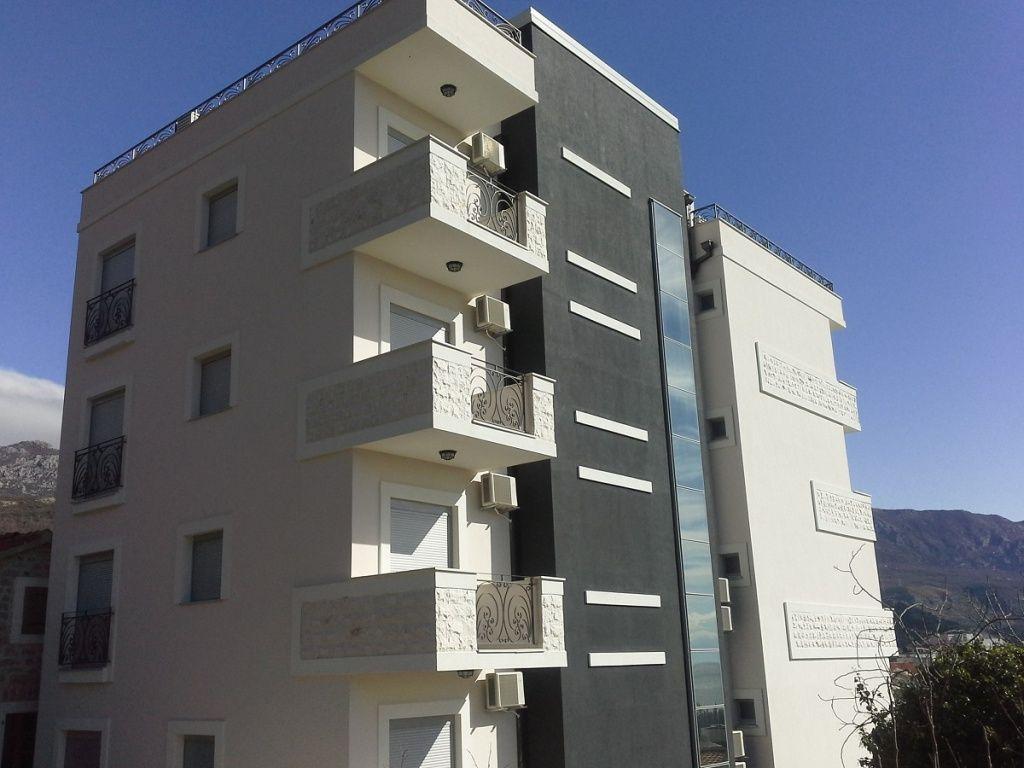 Квартира в Бечичи, Черногория, 44 м2 - фото 1