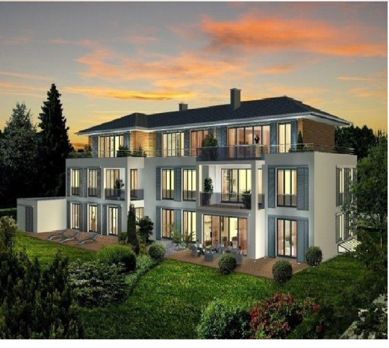 Дома в мюнхене недвижимость марина дубай