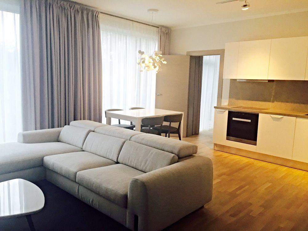 Апартаменты в Юрмале, Латвия, 91 м2 - фото 1
