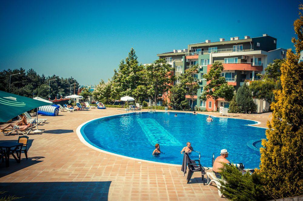 Апартаменты на Солнечном берегу, Болгария, 70.58 м2 - фото 1