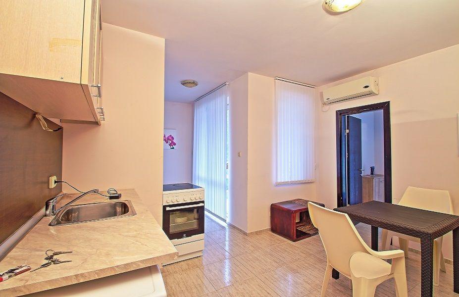 Квартира на Солнечном берегу, Болгария, 51.52 м2 - фото 1