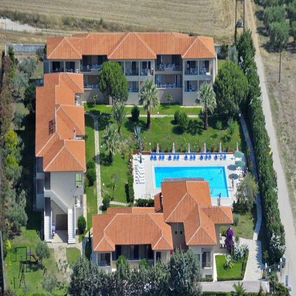 Отель, гостиница в Халкидики, Греция, 5116 м2 - фото 1
