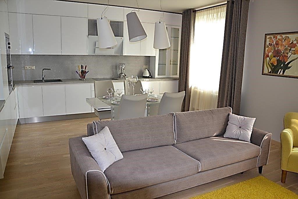 Квартира в Риге, Латвия, 86.5 м2 - фото 1