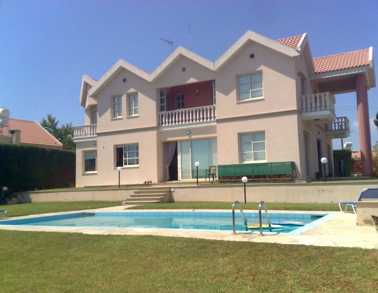 Вилла в Лимассоле, Кипр, 500 м2 - фото 1