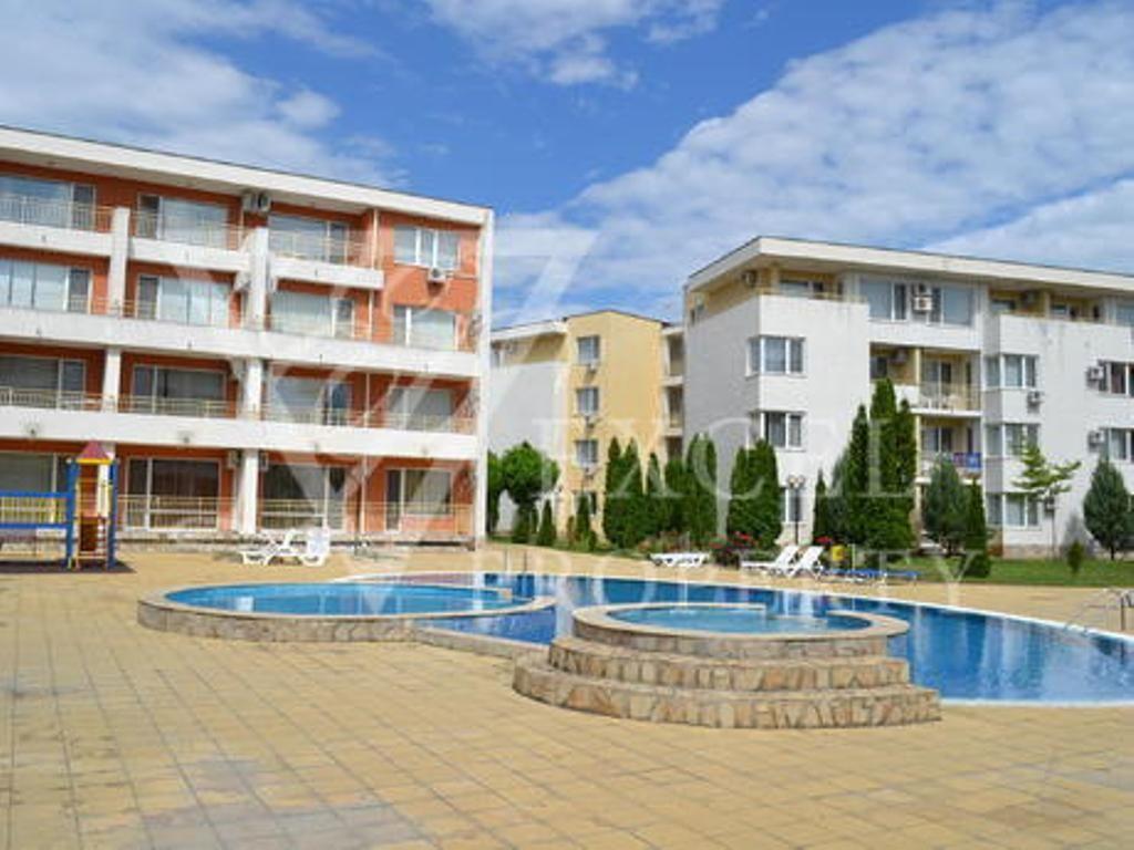 Студия на Солнечном берегу, Болгария, 36 м2 - фото 1