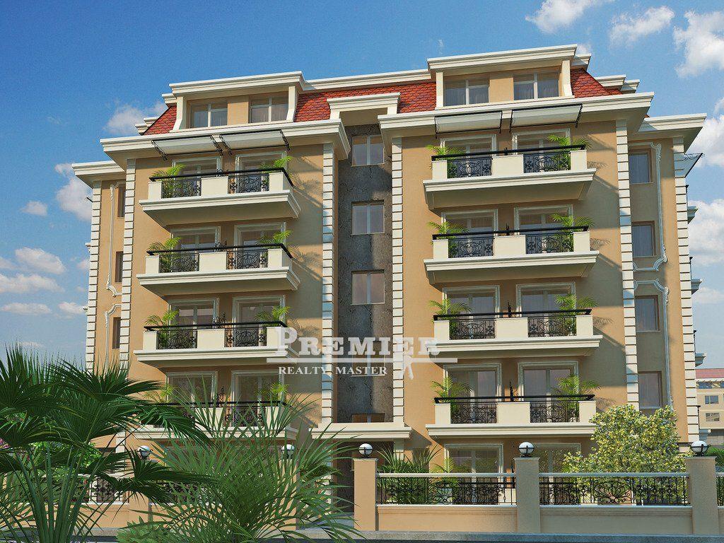 Апартаменты на Солнечном берегу, Болгария, 37 м2 - фото 1