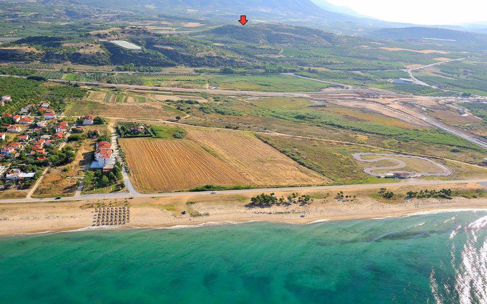 Земля в Салониках, Греция - фото 1