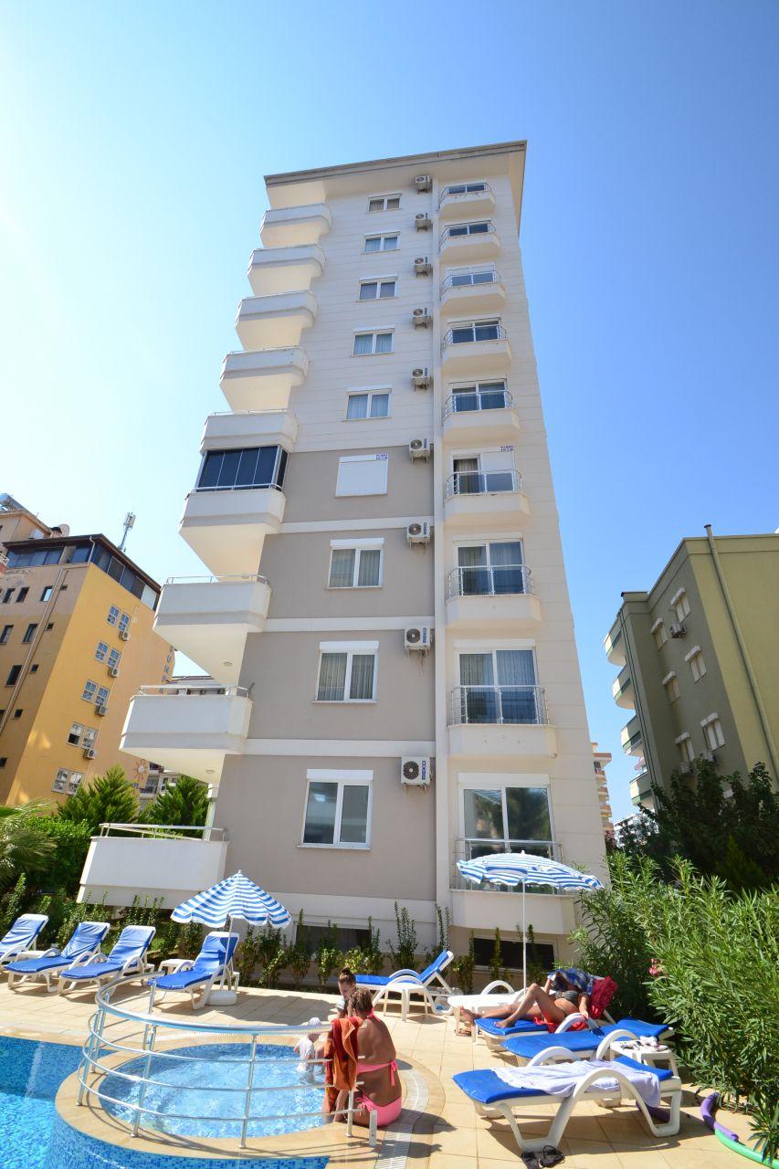 Апартаменты в Махмутларе, Турция, 63 м2 - фото 12