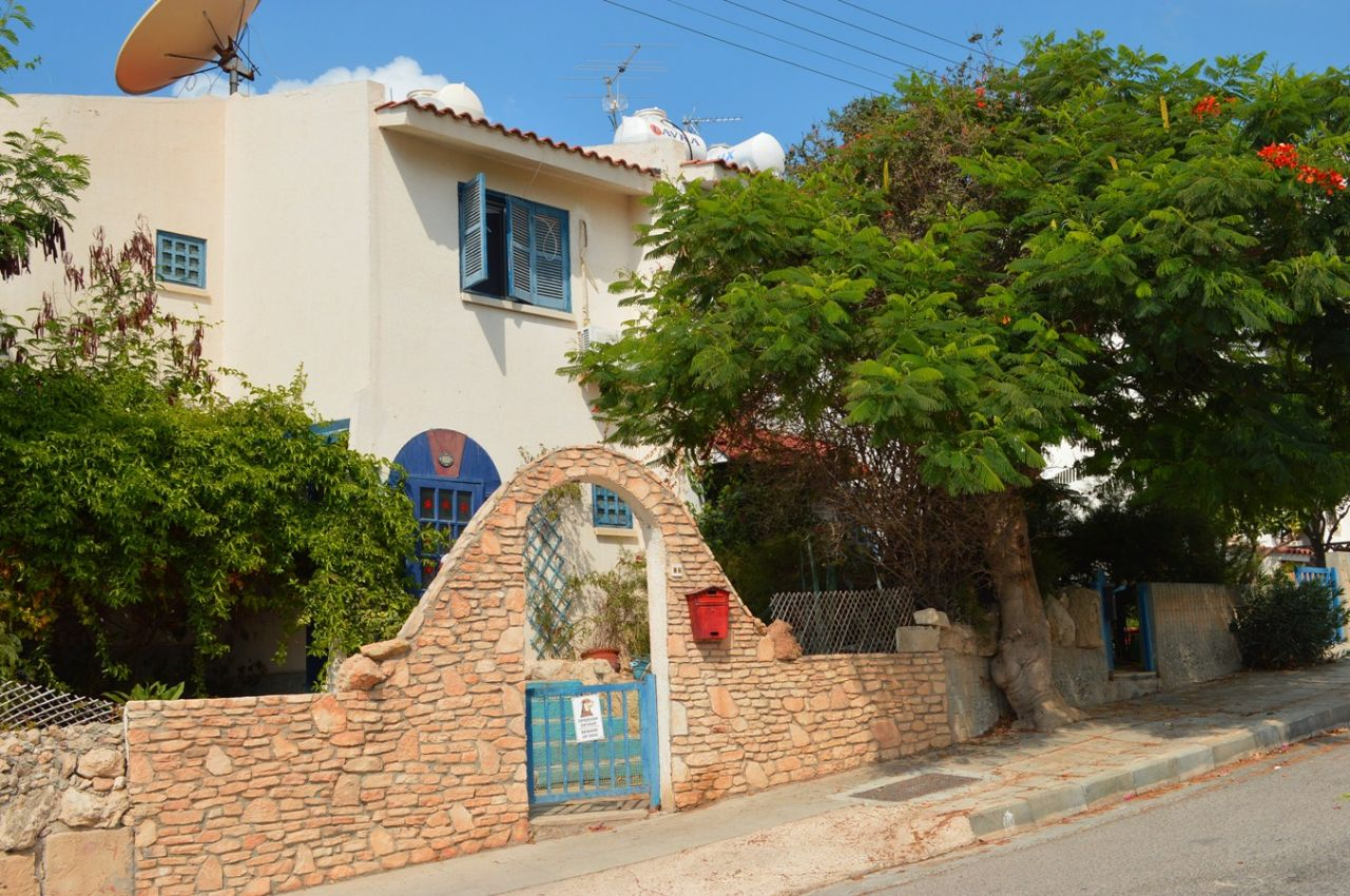 Таунхаус в Пафосе, Кипр, 128 м2 - фото 1
