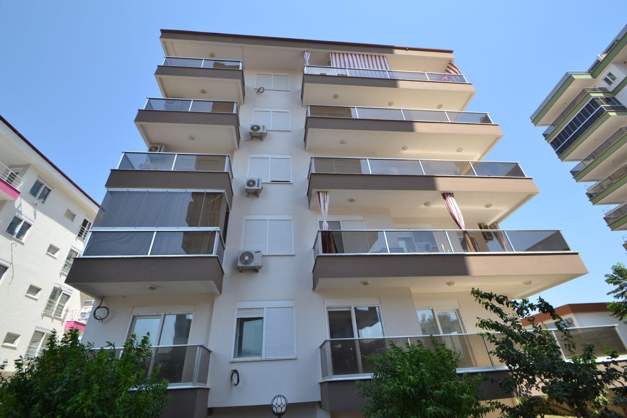 Квартира в Махмутларе, Турция, 120 м2 - фото 1
