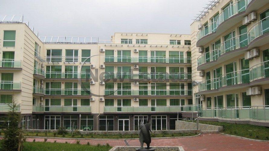 Квартира в Бургасе, Болгария, 55 м2 - фото 1