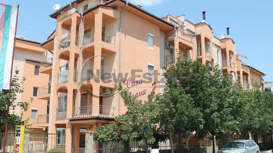 Квартира на Солнечном берегу, Болгария, 73 м2 - фото 1
