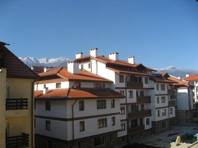 Квартира в Банско, Болгария, 61 м2 - фото 1
