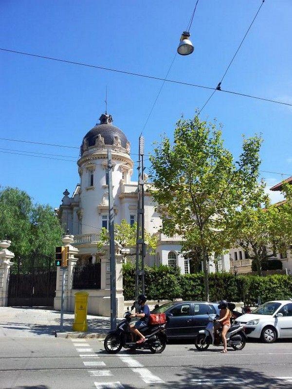 Шале в Барселоне, Испания - фото 1