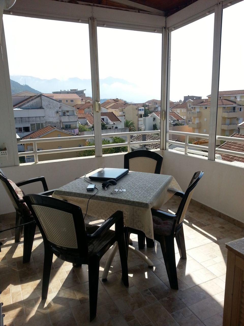 Квартира в Будве, Черногория, 29 м2 - фото 1