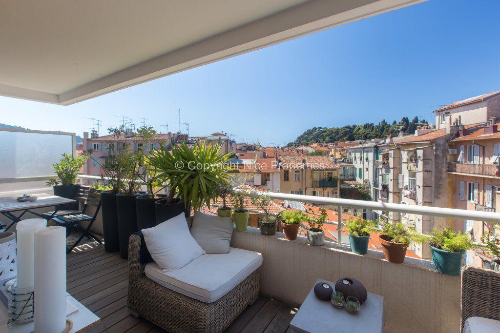Квартира в Ницце, Франция, 85 м2 - фото 1