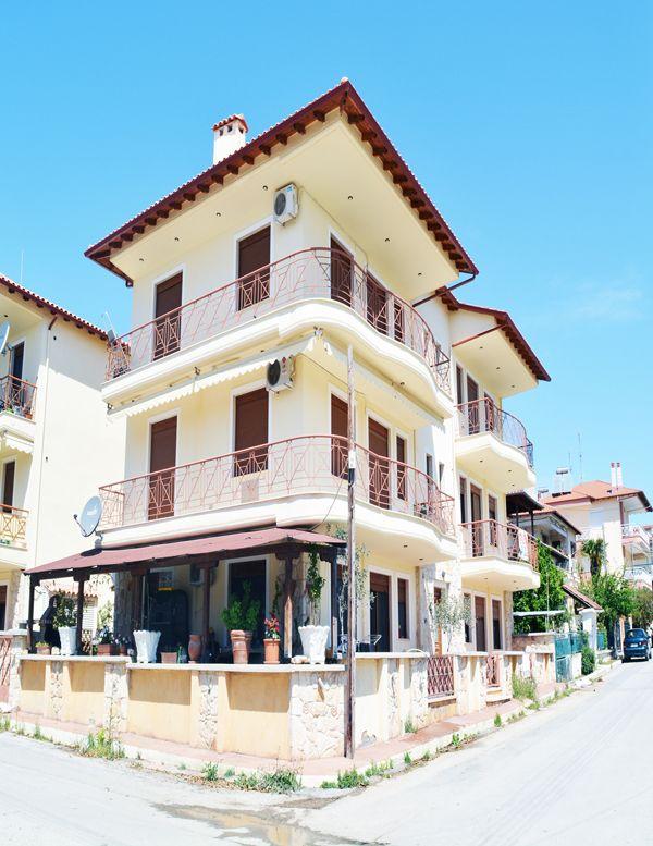 Квартира в Халкидики, Греция, 58 м2 - фото 1