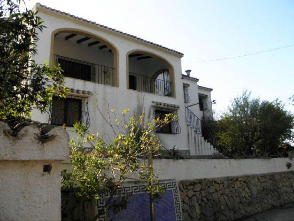 Вилла в Хавее, Испания, 320 м2 - фото 1