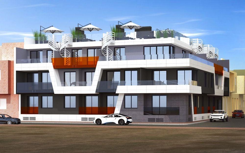 Апартаменты в Торревьехе, Испания, 102 м2 - фото 1