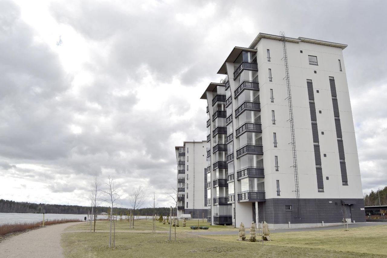 Квартира в Лаппеенранте, Финляндия, 71 м2 - фото 1