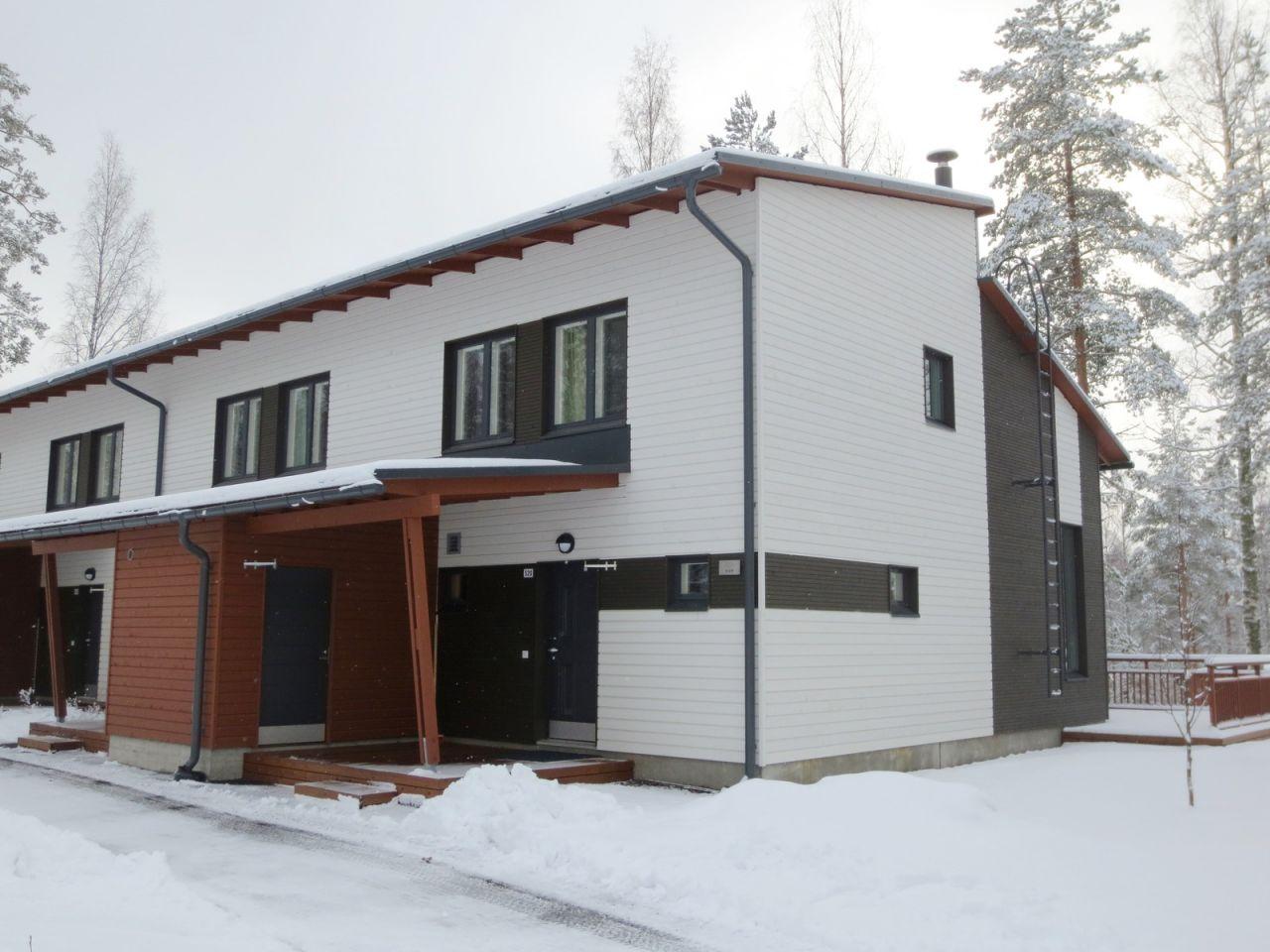 Таунхаус в Иматре, Финляндия, 77 м2 - фото 1