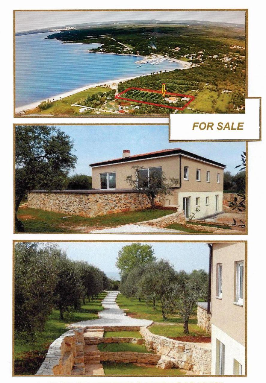 Вилла в Перое, Хорватия, 3165 м2 - фото 1