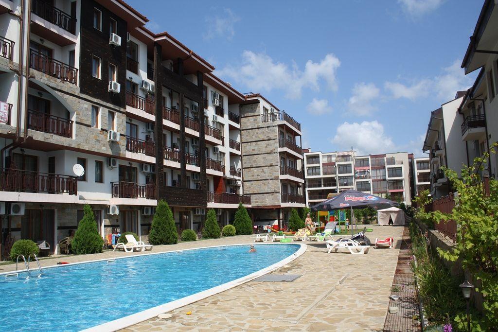 Апартаменты в Бургасской области, Болгария, 40 м2 - фото 1