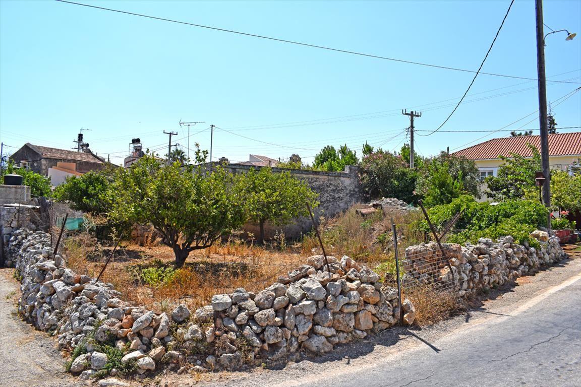 Земля в Ханье, Греция, 400 м2 - фото 1