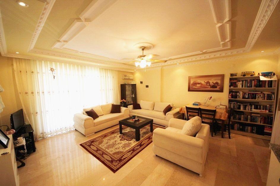 Апартаменты в Аланье, Турция, 115 м2 - фото 1