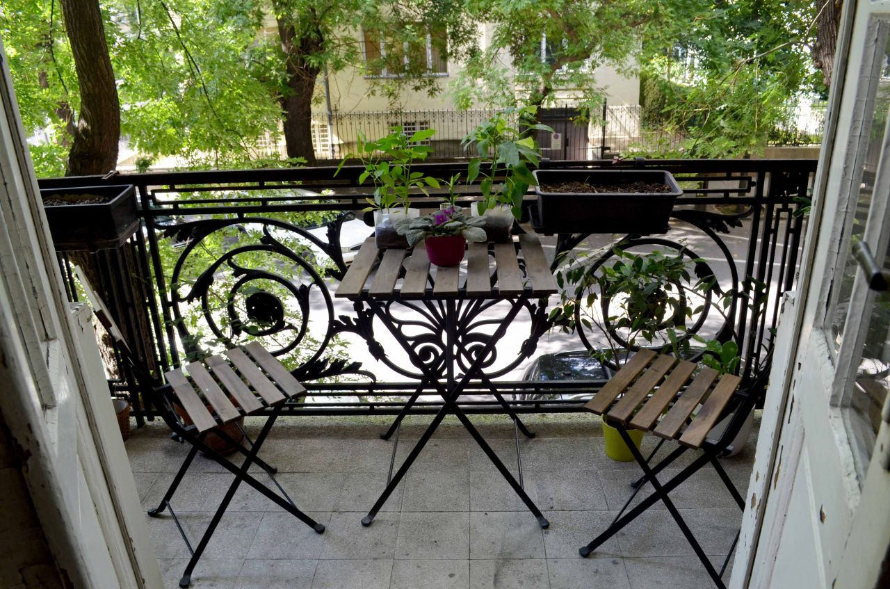 Квартира в Будапеште, Венгрия, 38 м2 - фото 1