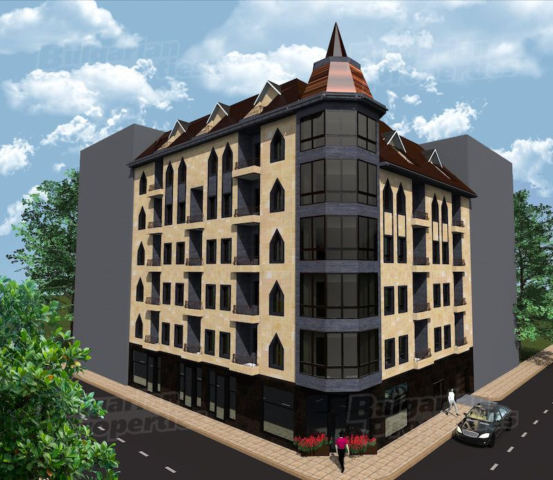 Апартаменты в Софии, Болгария, 59.38 м2 - фото 1