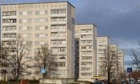Средняя стоимость серийных квартир в Риге достигла €700 за кв.м