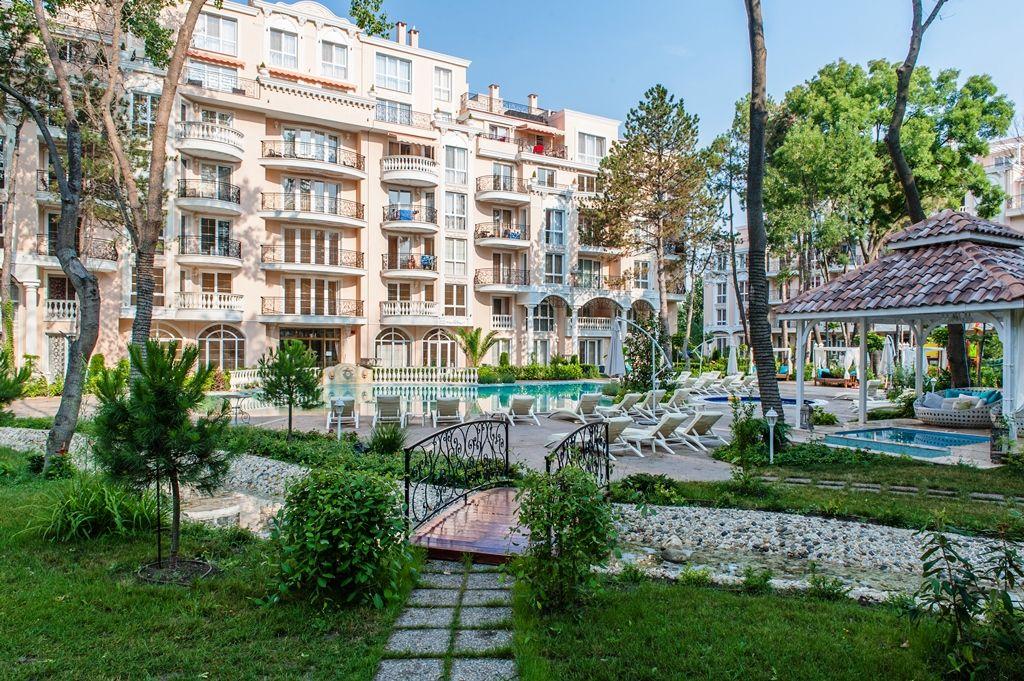 Апартаменты в Бургасской области, Болгария, 51 м2 - фото 1