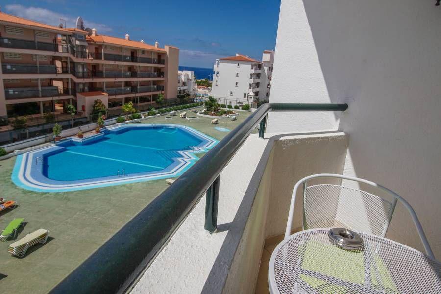 Апартаменты на Тенерифе, Испания, 35 м2 - фото 1