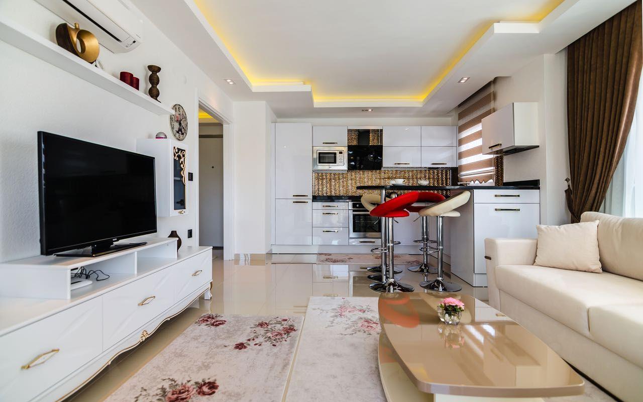 Квартира в Махмутларе, Турция, 74 м2 - фото 1