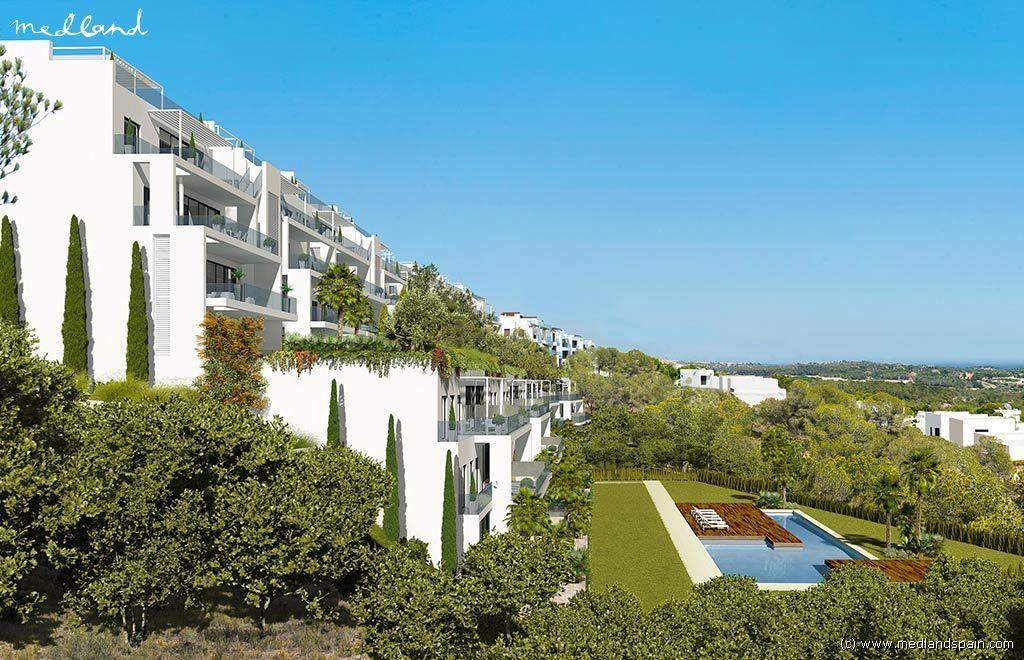 Апартаменты в Ориуэла Коста, Испания, 115 м2 - фото 1