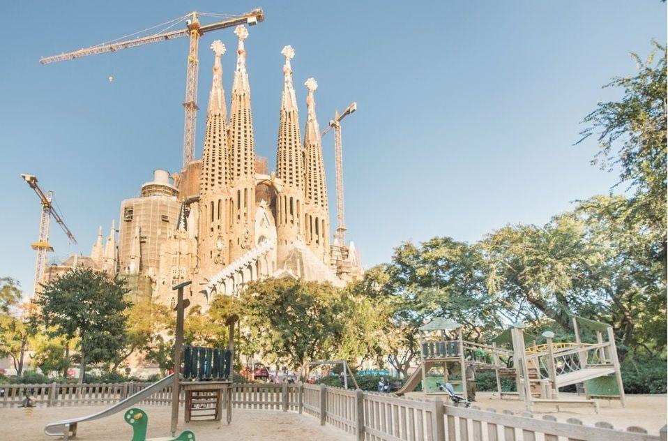 Коммерческая недвижимость в Барселоне, Испания, 345 м2 - фото 1