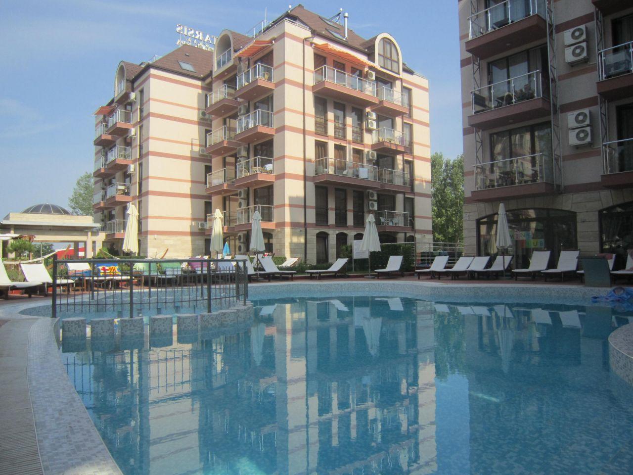 Апартаменты на Солнечном берегу, Болгария, 87.82 м2 - фото 1