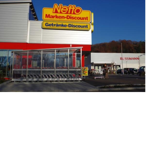 Магазин в Южной Баварии, Германия, 1088 м2 - фото 1
