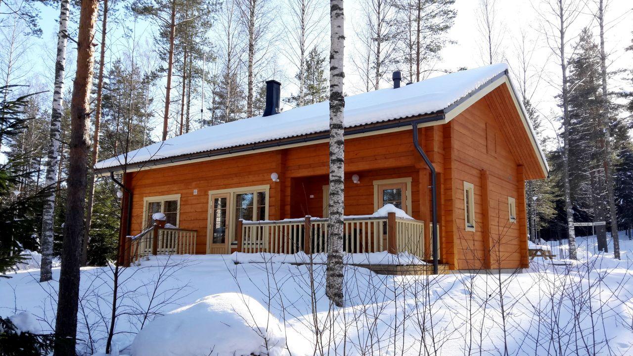 Коттедж в Яаала, Финляндия, 950 м2 - фото 1