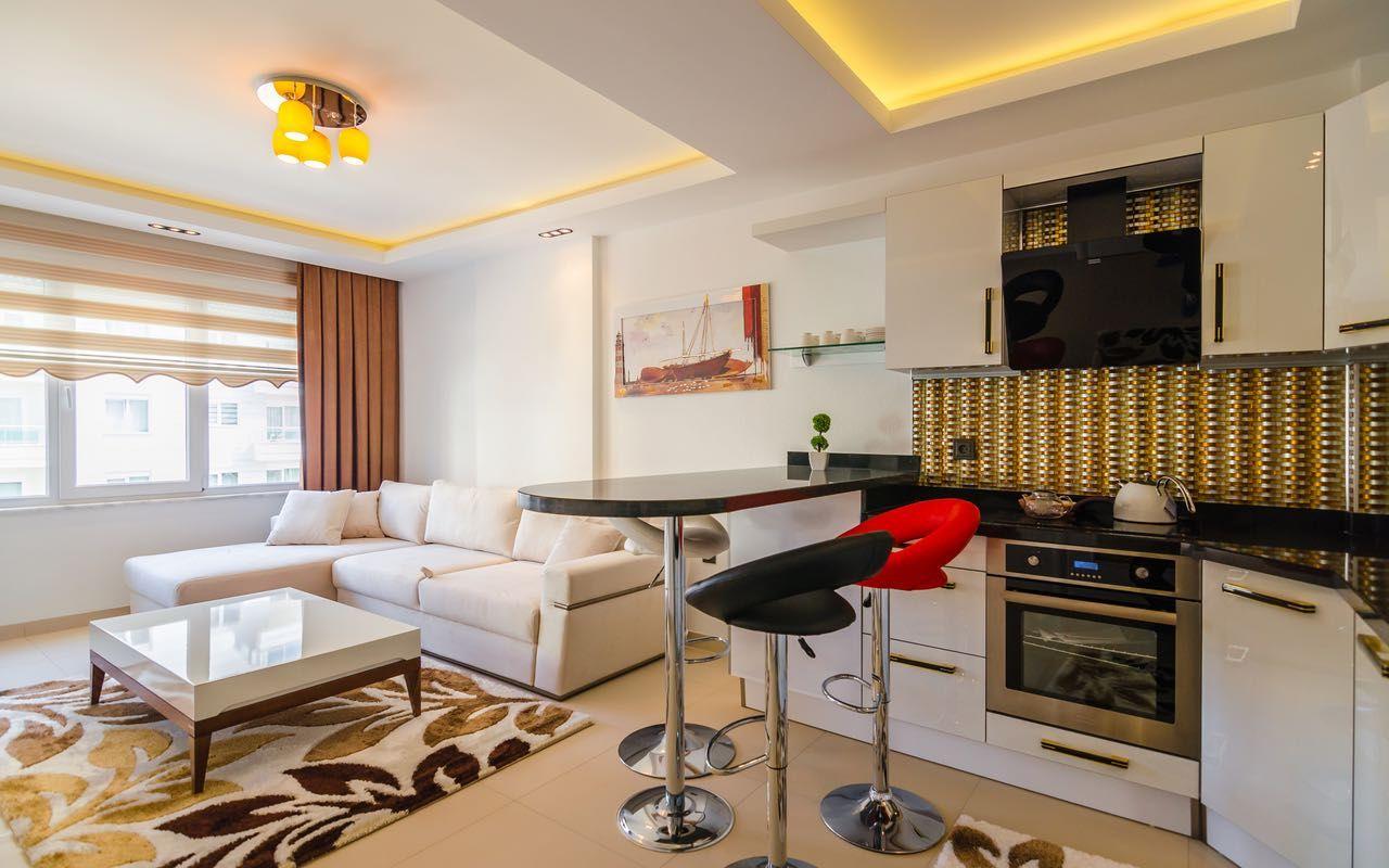 Квартира в Махмутларе, Турция, 66 м2 - фото 1