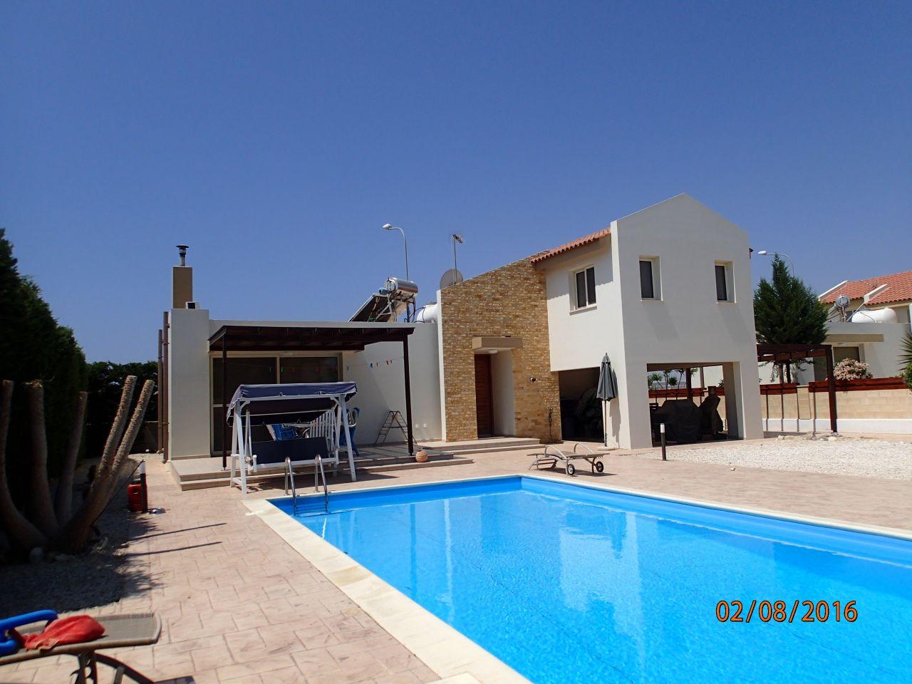 Вилла в Ларнаке, Кипр, 664 м2 - фото 1