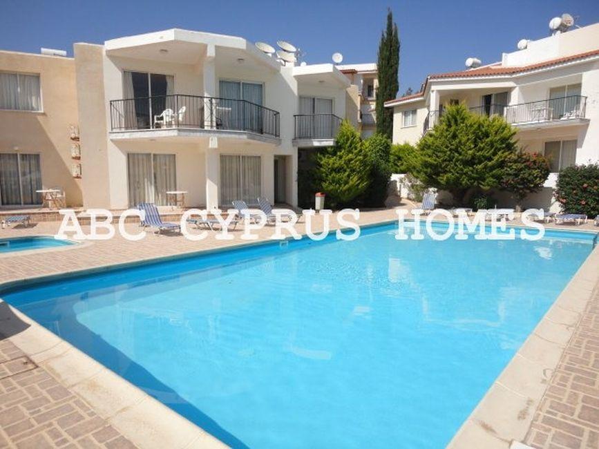 Апартаменты в Пафосе, Кипр, 85 м2 - фото 1