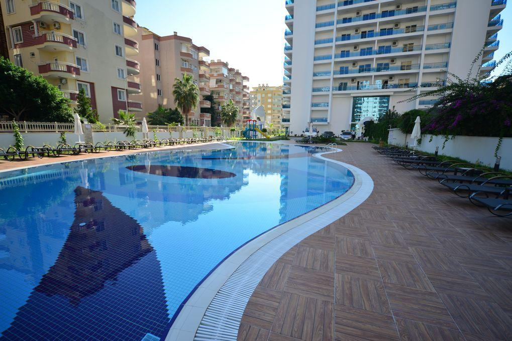 Апартаменты в Аланье, Турция, 77 м2 - фото 1
