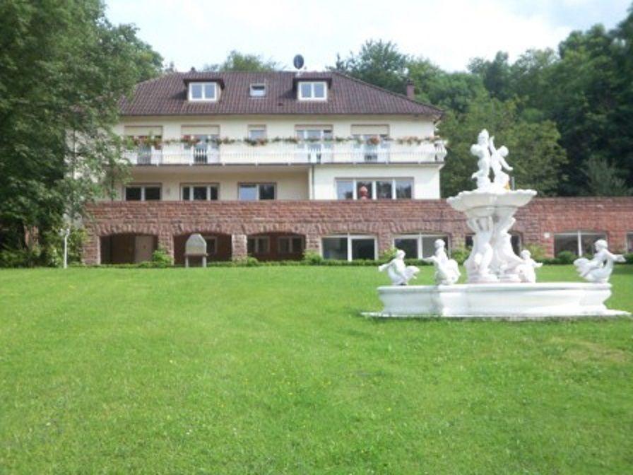 Вилла в Баден-Бадене, Германия, 600 м2 - фото 1